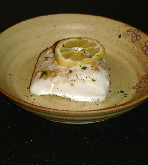 Best Garlic Butter Baked Cod Fish Recipe